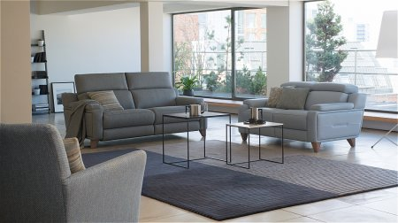Evolution 1701 Large 2 Seater Sofa in Fabric